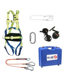 ELLERsafe Valbeveiliging set rigging: basic